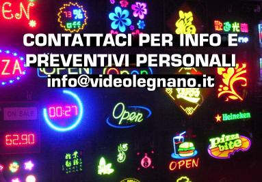 contattaci per info e preventivi personali