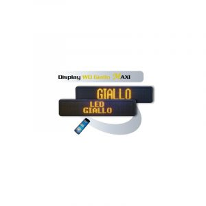 Display WD Giallo MAXI 1 Metro
