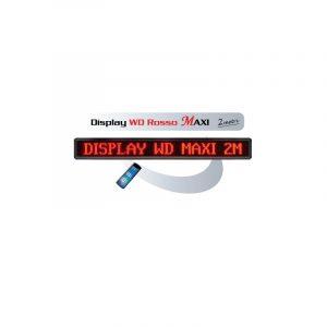Display WD Rosso MAXI 2 Metri