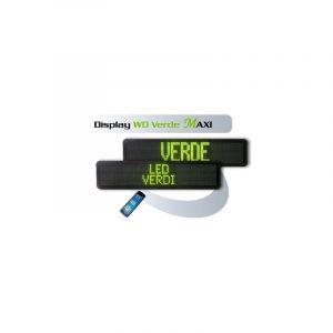 Display WD Verde MAXI 1 Metro