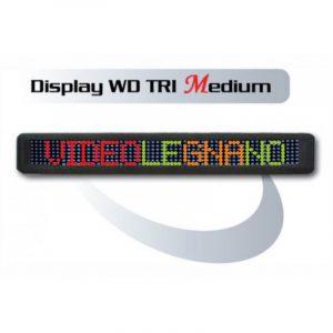 Display WD TRICOLOR Medium